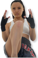 womens kickboxing st louis